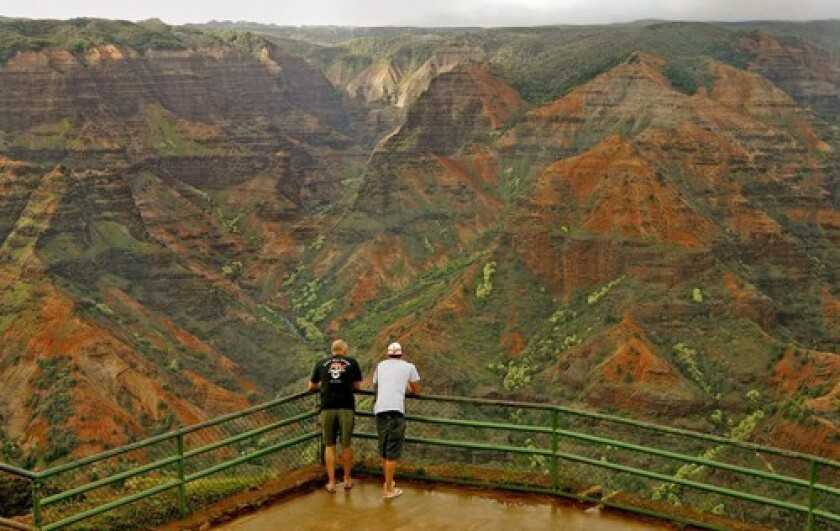 Waimea Canyon, often called the Grand Canyon of the Pacific, is part of what makes Kauai one of the most beautiful islands in the world. And you can visit there, virtually.