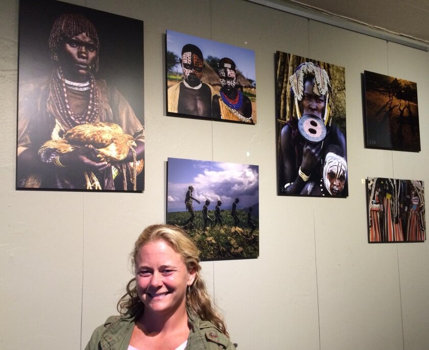 Gallo's images from Ethiopia can be seen at Bird Rock Coffee Roasters.