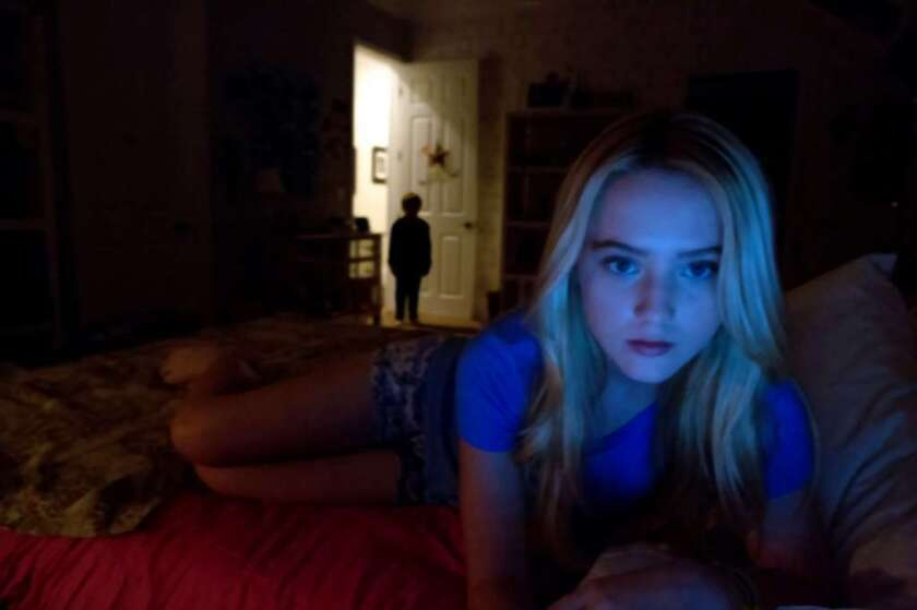"""An image from Paramount Pictures' """"Paranormal Activity 4."""" The series' next movie, """"Paranormal Activity: The Ghost Dimension,"""" is part of the studio's experiment to shorten the gap between theatrical and home video release."""