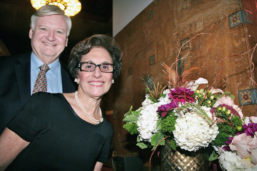 Ascencia's power couple is Bruce Hinckley and wife Debbie Hinckley, Gala Chairperson and Board Vice President.