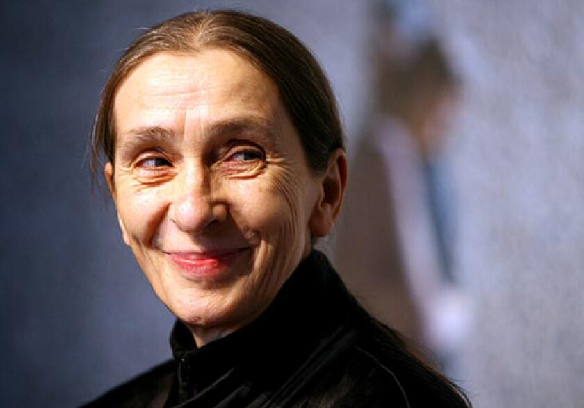 Pina Bausch died just five days after being diagnosed with cancer.
