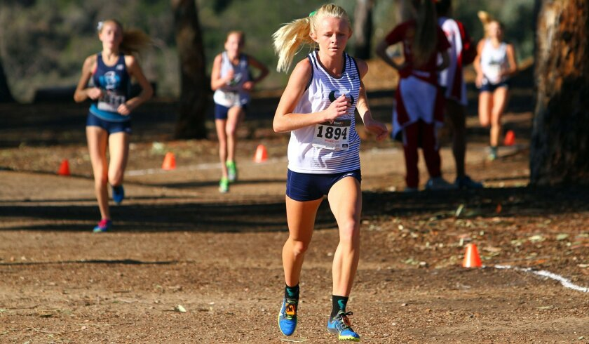 La Costa Canyon's McKenna Brown won the San Diego Section Division III title last season.