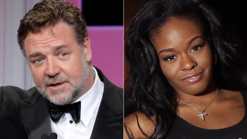 Russell Crowe and Azealia Banks were involved in an altercation Saturday night, according to TMZ.