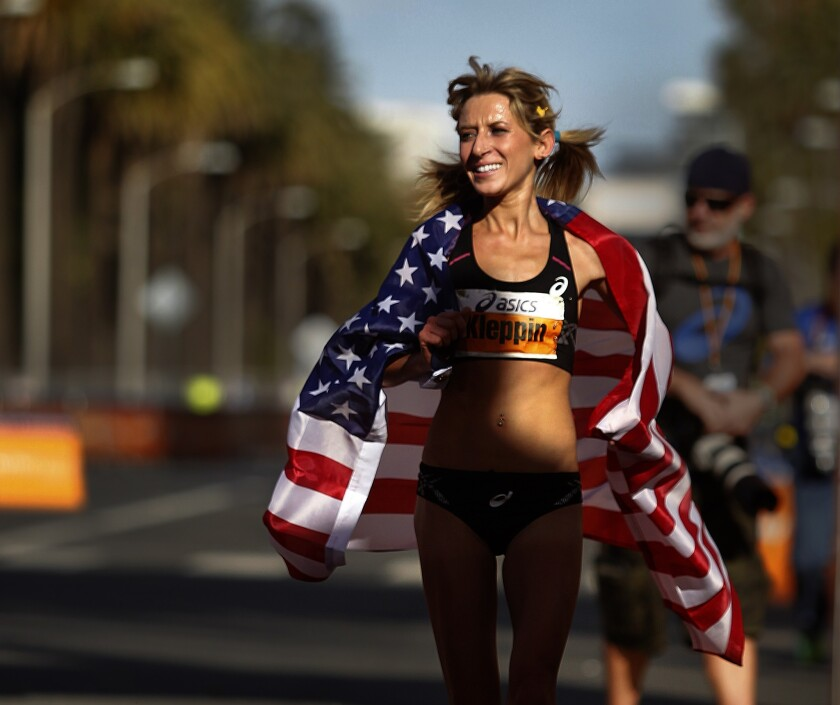 L.A. Marathon 2014