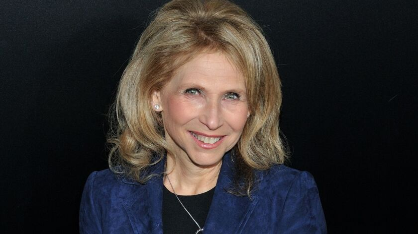 Shari Redstone, pictured in 2017, wants her pick, Viacom Chief Executive Bob Bakish, to be the No. 2 executive at a combined CBS-Viacom.