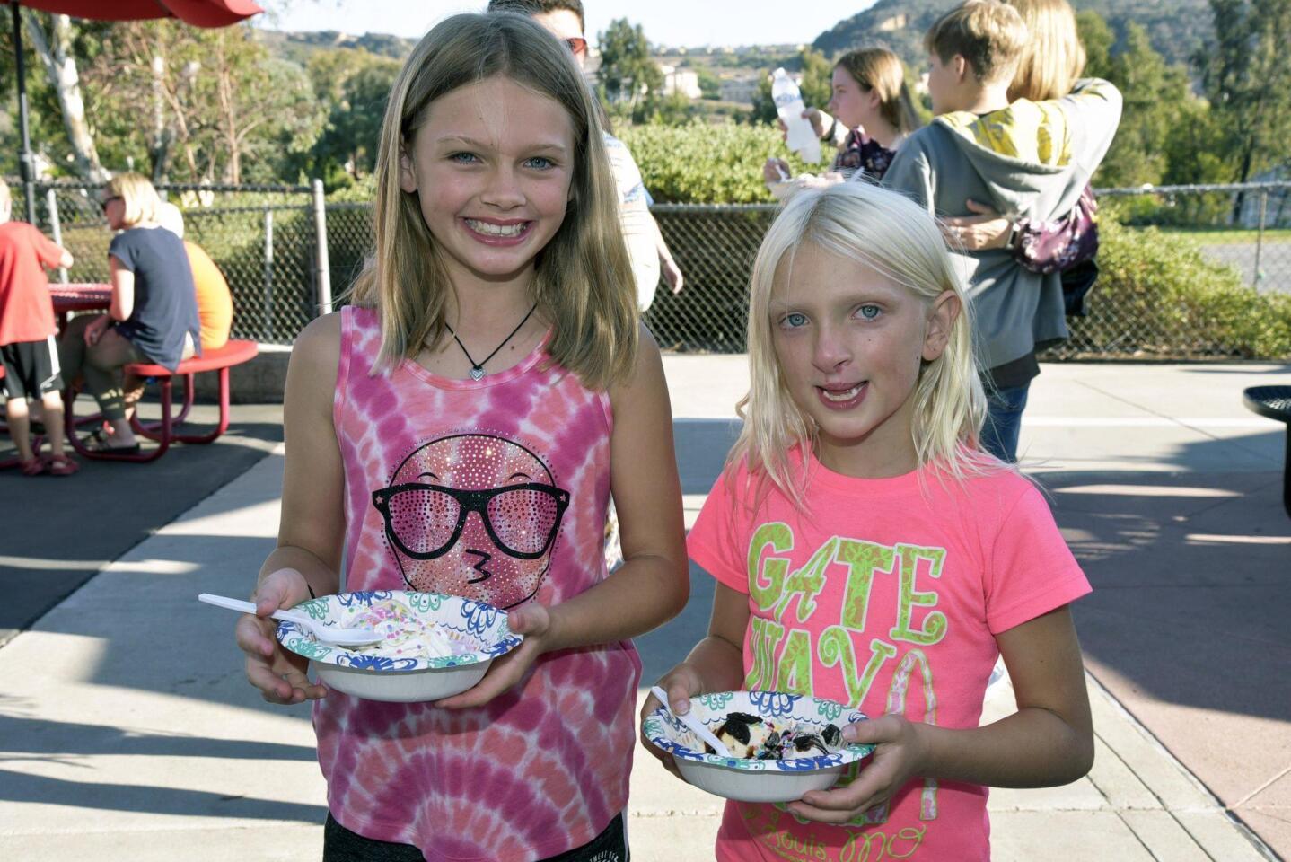 Carmel Del Mar Ice Cream Social