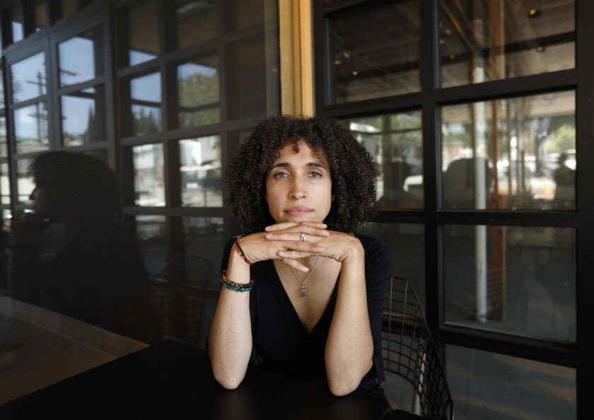 """Deena Selenow was hired to direct Echo Theater Company's production of """"Pass Over"""""""