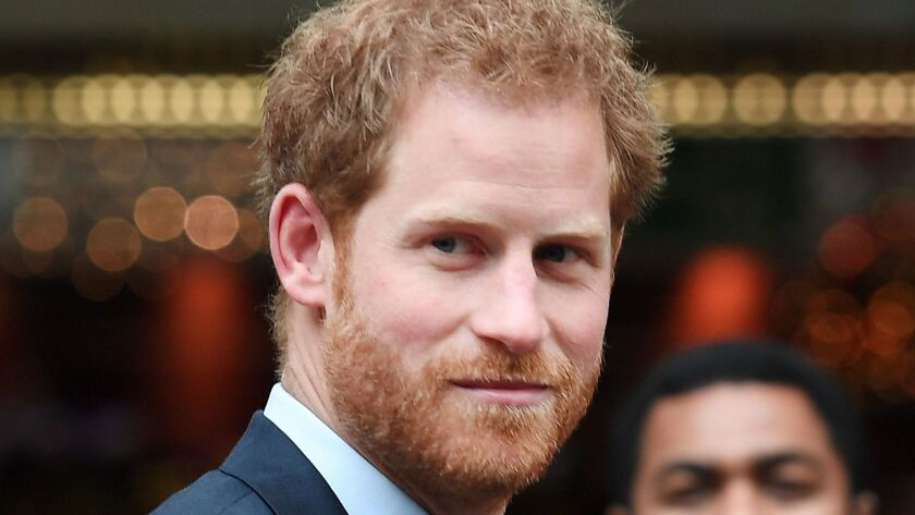 The romance between Prince Harry and Meghan Markle is supposedly getting more serious after he met her father.