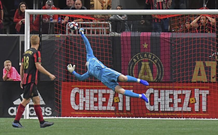 APphoto_MLS Toronto FC Atlanta United Soccer