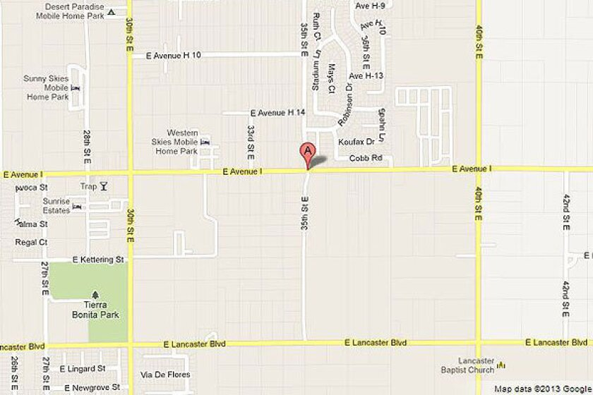 One killed, another injured as car hits power pole in Lancaster
