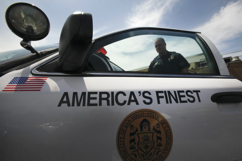 A report released Tuesday includes recommendations on how San Diego police officers can avoid misconduct.