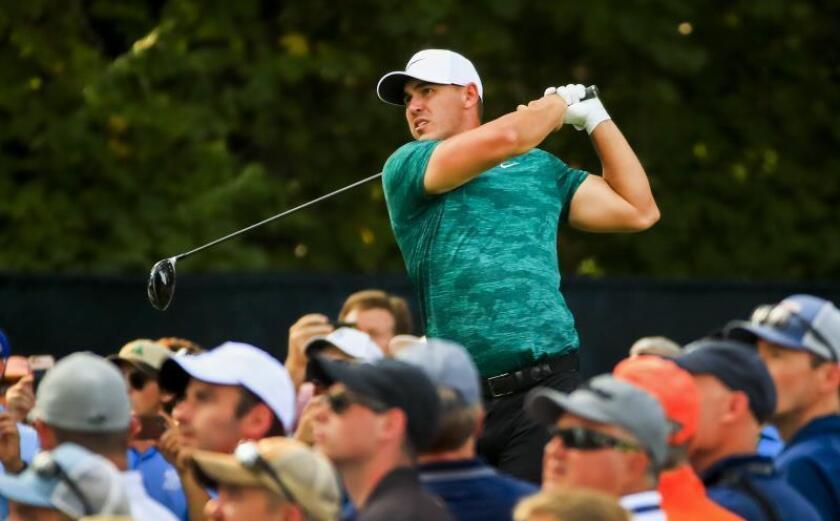 El golfista Brooks Koepka. EFE/Archivo