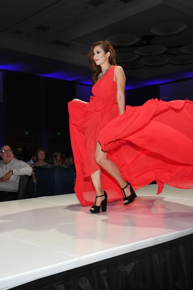 'Born to Sparkle': 41st Haute with Heart Fashion Show and Luncheon benefit