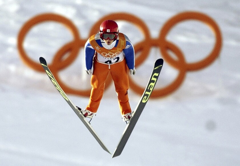 Ammann Olympic Goal