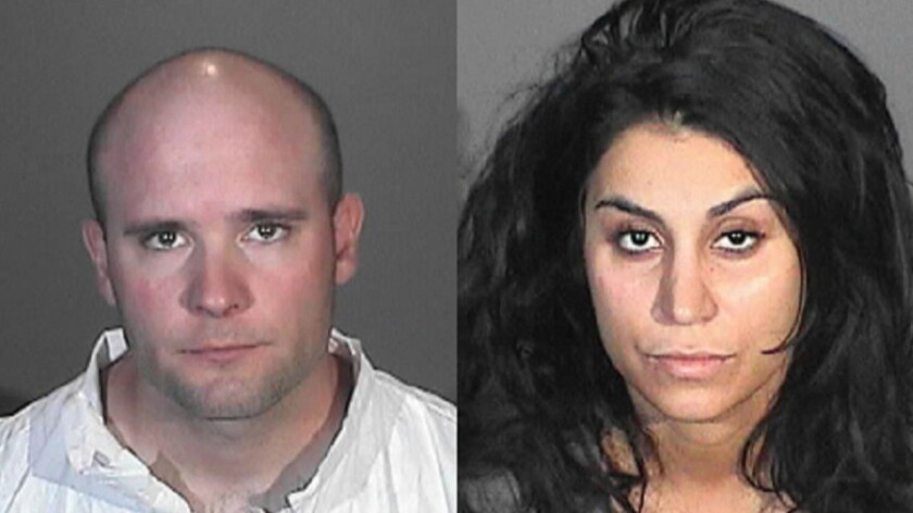 Jared Kasiewicz and Sparkle Soojian were each held to answer to one count of murder in connection with the choking death of a 31-year-old man in Glendale last year.