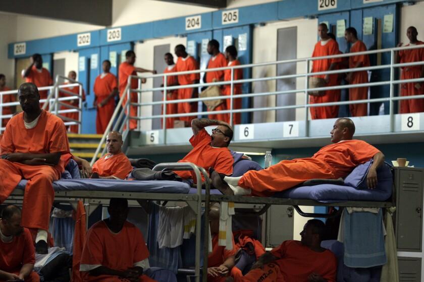 Crime and punishment in California