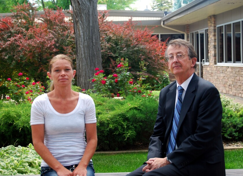 Jennie Linn McCormack and her physician/attorney Richard Hearn successfully challenged Idaho's abortion laws