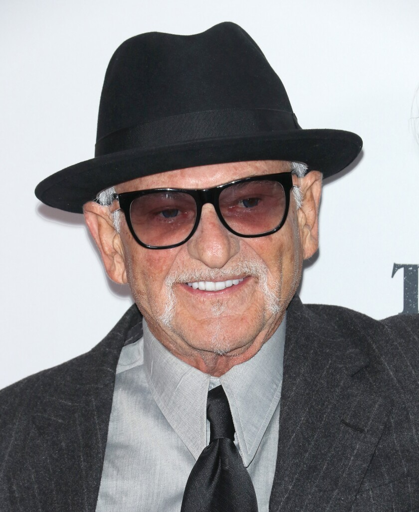 "Joe Pesci is nominated in the supporting actor category for his role in ""The Irishman."""