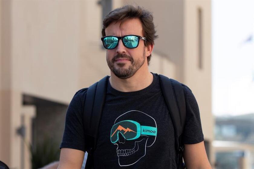 En la imagen, el piloto español Fernando Alonso. EFE/Archivo