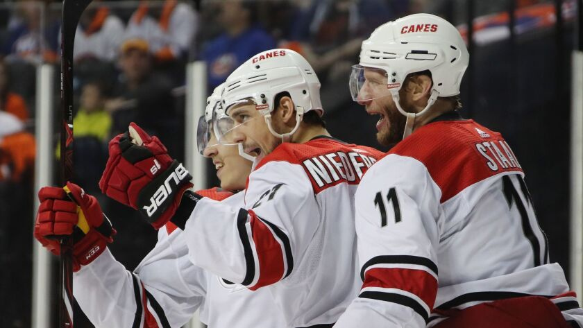 Carolina Hurricanes v New York Islanders - Game Two