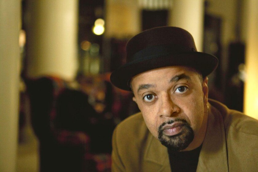 """James McBride won the 2013 National Book Award for Fiction for his novel """"The Good Lord Bird."""""""