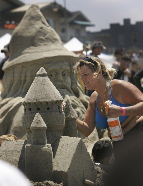 2010 U.S. Open Sandcastle Competition