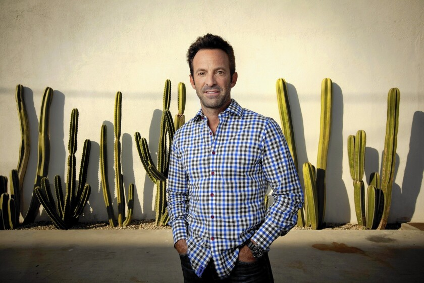 """Former stunt man Scott Waugh is the director of """"Need for Speed."""""""
