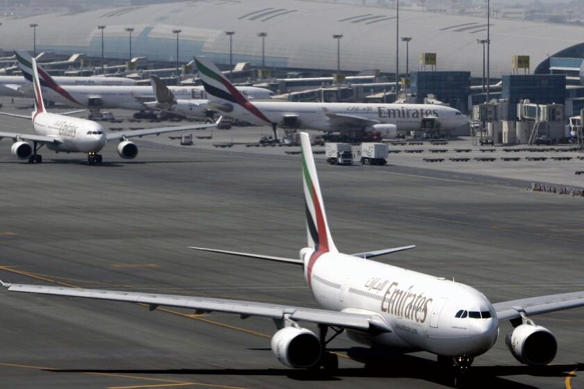 APphoto_Mideast Emirates Dubai Ebola