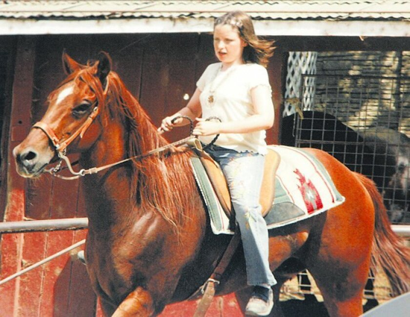 Amber Dubois adored animals and had looked forward to the animal husbandry program at Escondido High School.