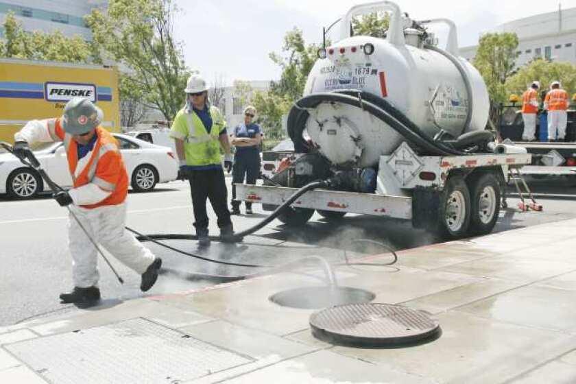Diesel spill prompts road closure