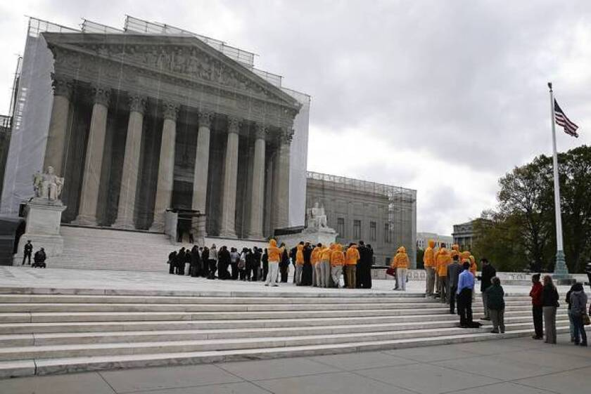 The Supreme Court has agreed to revisit the issue of church-state separation.
