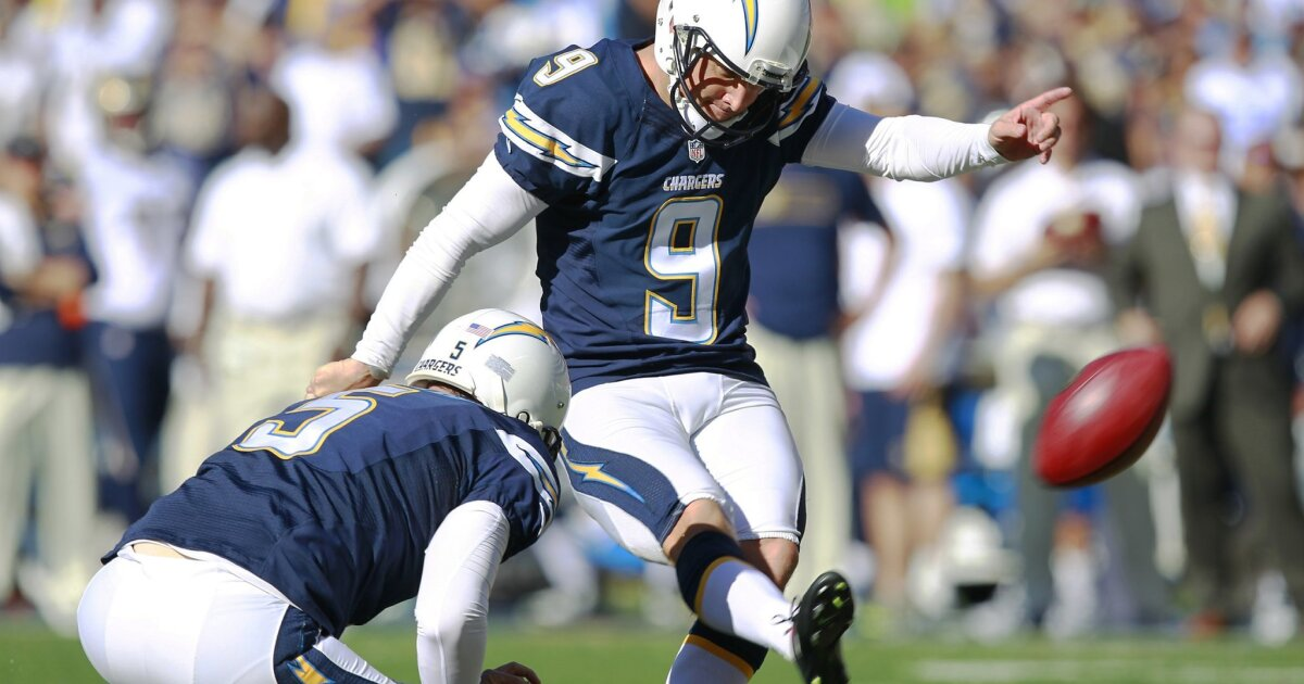 Column: XFL's embrace of in-game mics/cameras keeps Nick Novak, others on toes