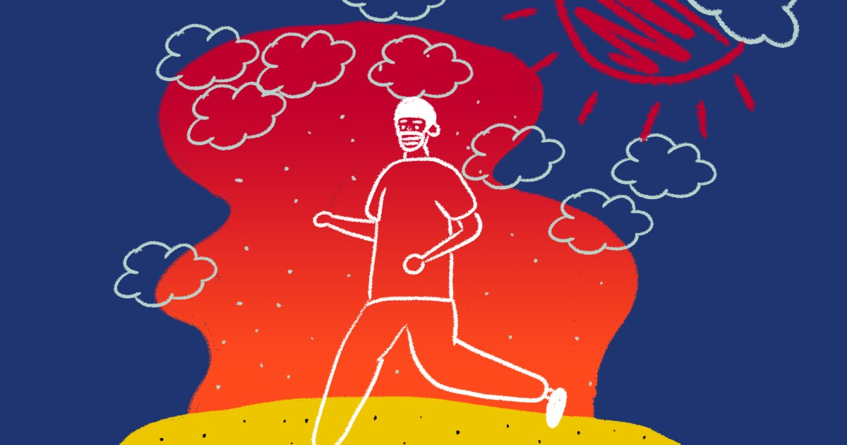 Is it really so bad to exercise in smoky air?