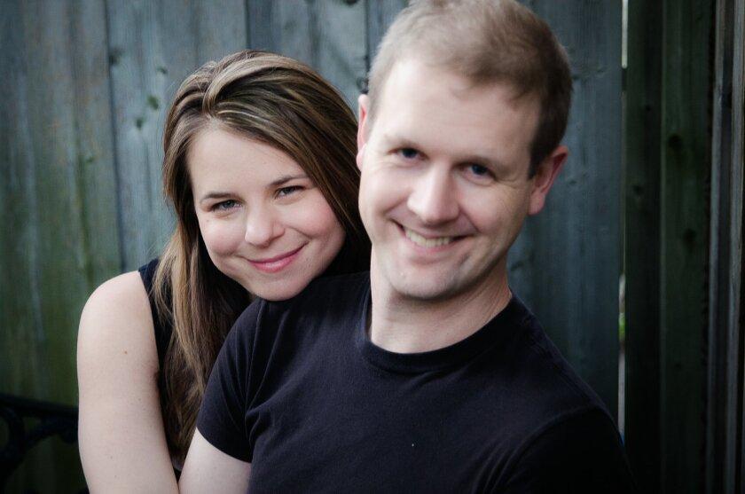 Irene Sankoff and David Hein.