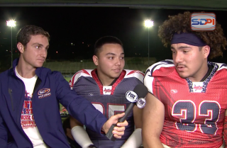 San Diego Prep Insider : Five questions with Noah Lacsina and Joey Morones