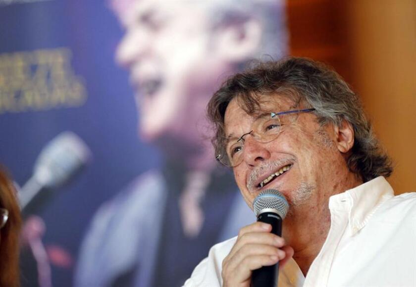 Fotografía del cantante español Braulio. EFE/Archivo