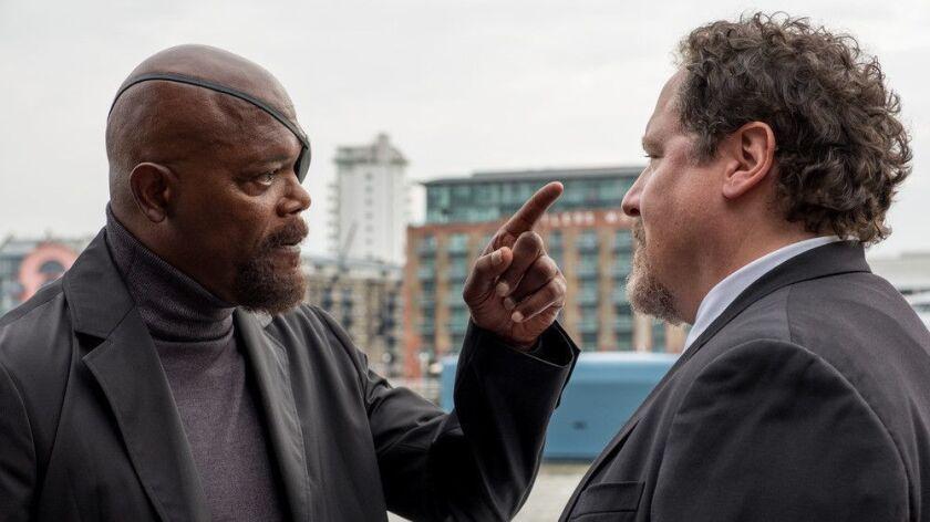 Samuel L Jackson (Finalized);Jon Favreau (Finalized)