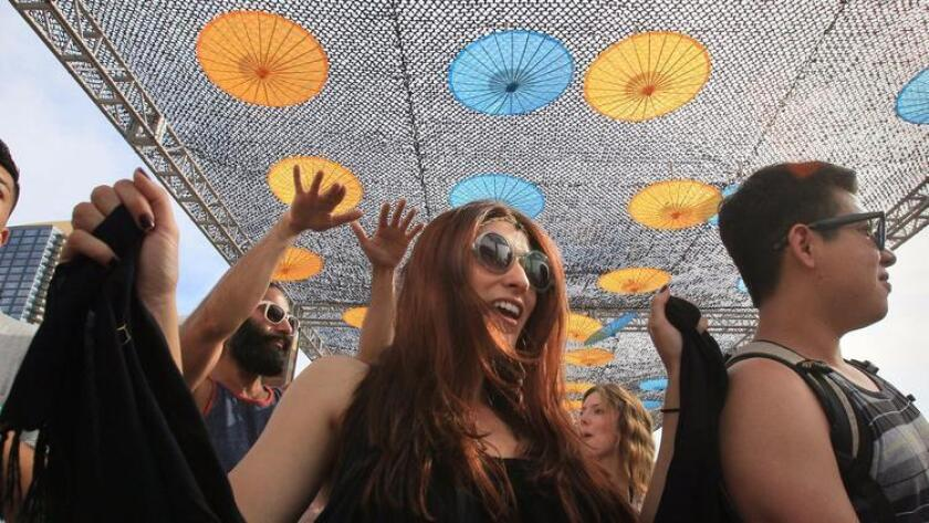 CRSSD Fest returns to Waterfront Park on Oct. 1 and 2 (UT San Diego)