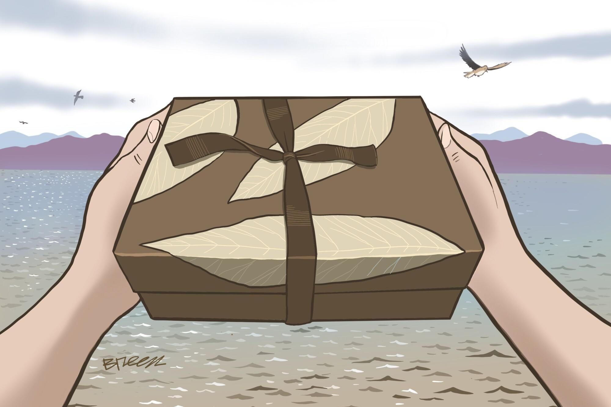 Steve Breen illustration