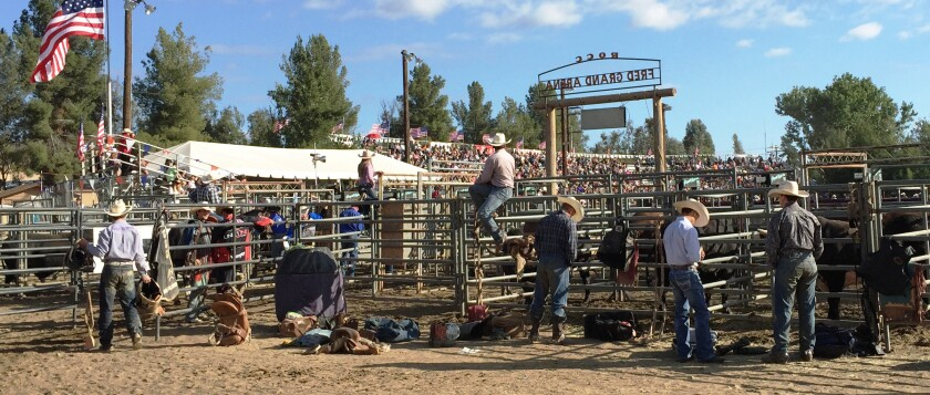 """This year's Ramona Rodeo theme is """"Tattoos on R-Town."""""""