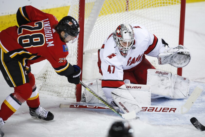 Hurricanes Flames Hockey