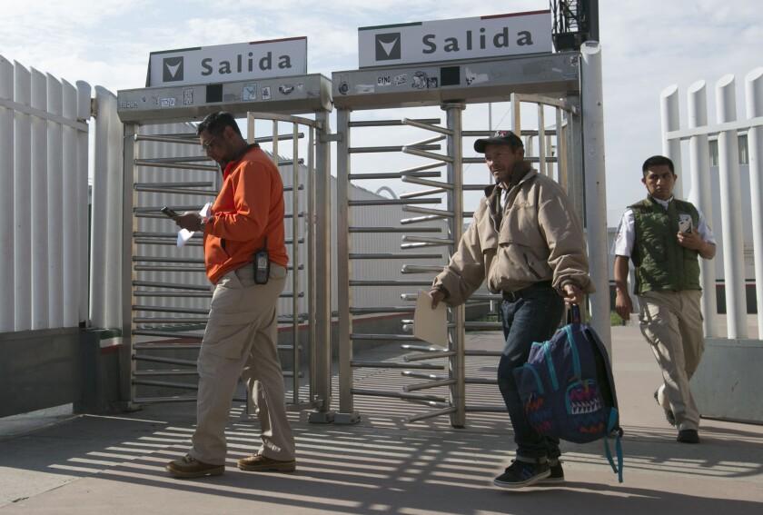 asylum returnees to mexico