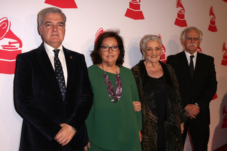 NV: The XVII Annual Latin Grammy Awards - Special Awards Presentation