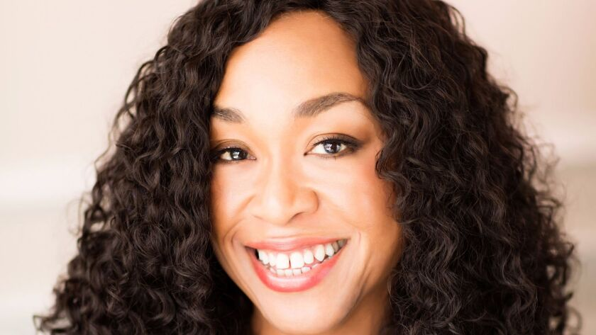 "Shonda Rhimes, the prolific writer, executive producer and creator of the hit ABC series ""Grey's Anatomy"" and ""Scandal,"" is adding another title to her resume: patron of the arts."
