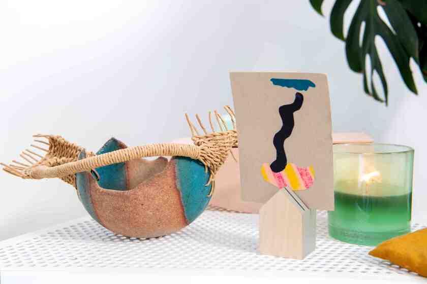Ceramics by Tracy Wilkinson and Raina J. Lee