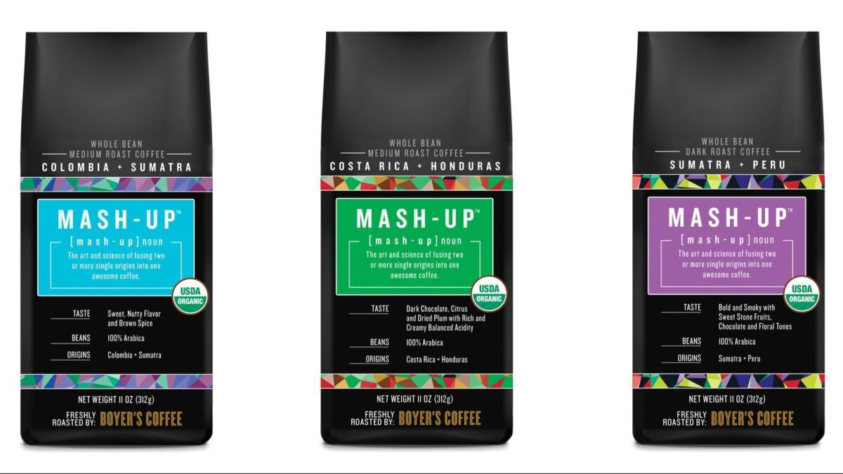 Mash-Up coffee: It's all about the blends - The San Diego