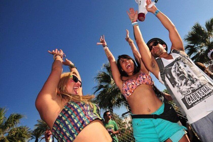 2012 Coachella -- Danny Dilworth, DiscoverSD