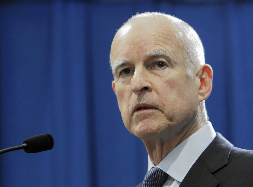Gov. Jerry Brown,has signed into law new rules that give county social workers access to the criminal histories of prospective foster parents and employees at foster care contractors.