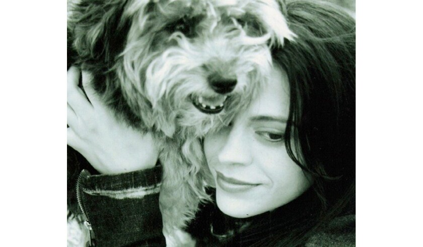 Mindy Smith and her dog Sophia