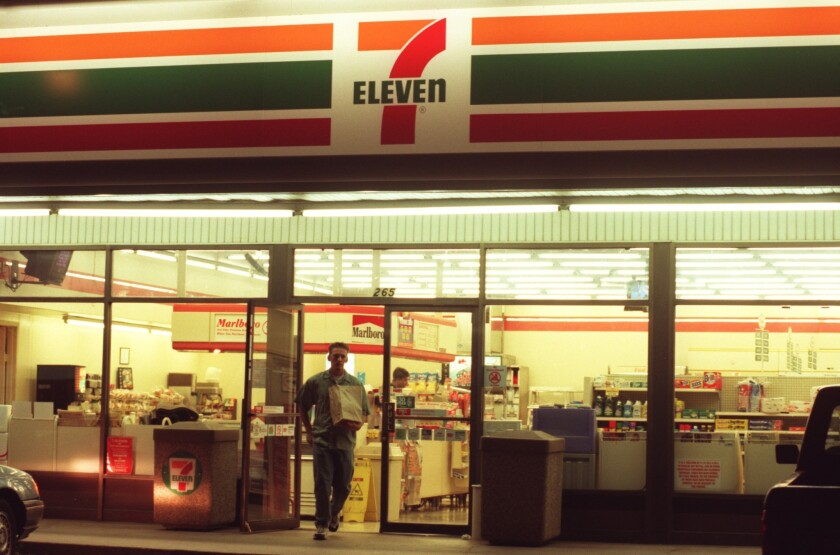 Under the plan, people will be able to pay their health premiums at stores such as 7-Eleven.